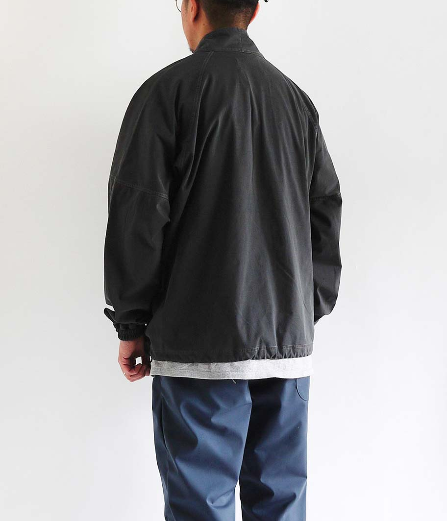 CURLY FROSTED SC BLOUSON