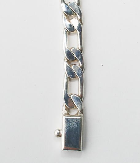 FIFTH Silver Chain Bracelet