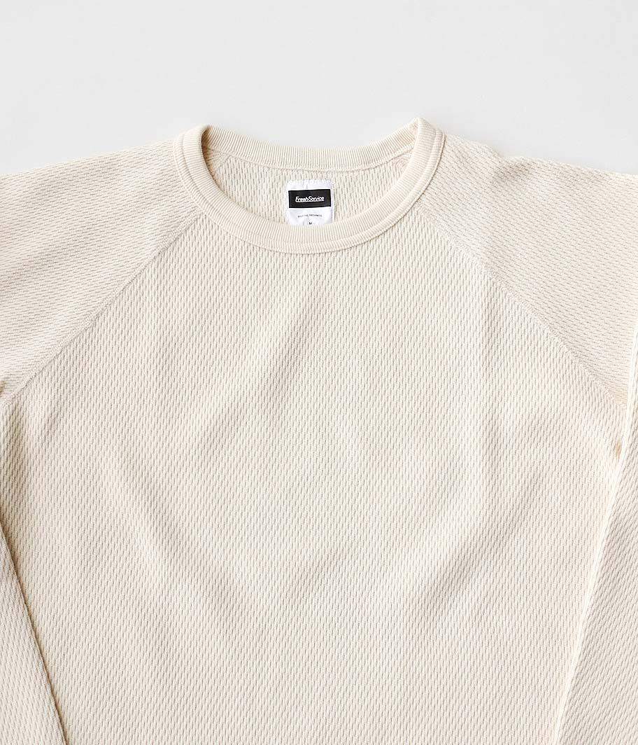 Fresh Service HEAVY THERMAL SHIRT