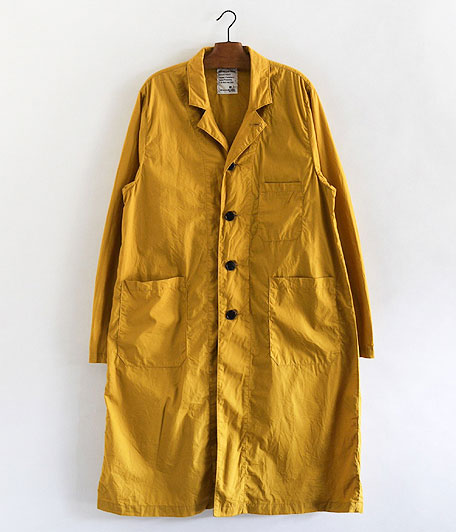 H.UNIT STORE LABEL Broadcloth Long Atelier Coat