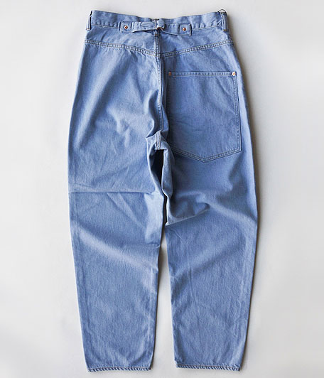 H.UNIT STORE LABEL Denim Duck Wide Tapered 4p