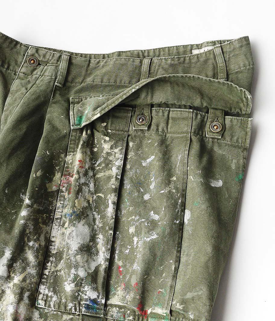 HERILL Duck Splash Cargo Pants