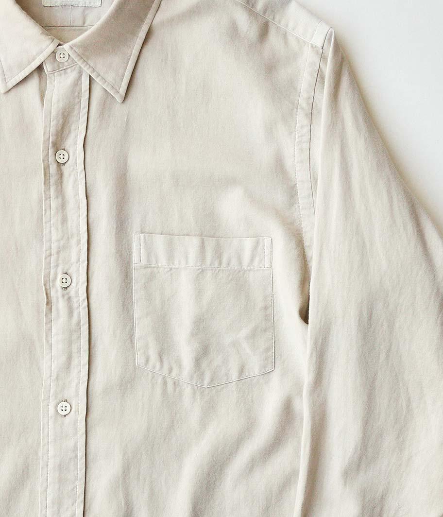 HERILL Cotton Cashmere Brush Regulercollar