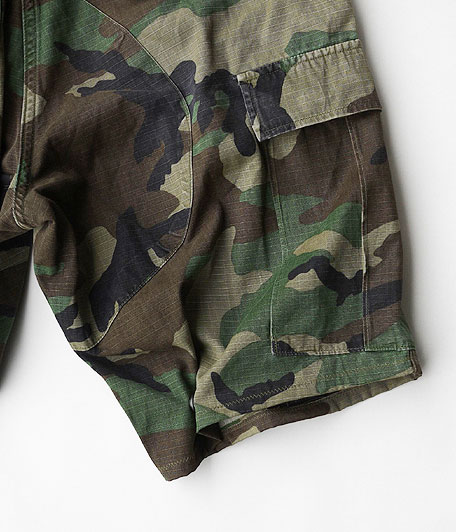 HIROFUMI MATSUDA H.M Custom the Military Shorts