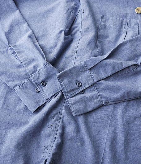 HIROFUMI MATSUDA H.M Custom the Pullover Shirt