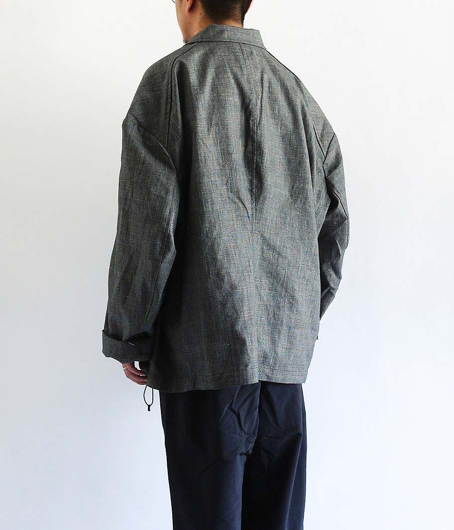HOMELESS TAILOR SAMO JACKET