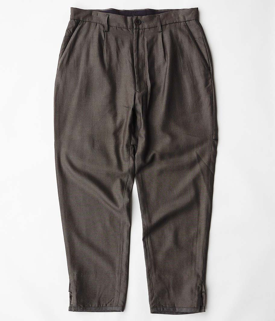 HOMELESS TAILOR HIP GUSSET PANTS