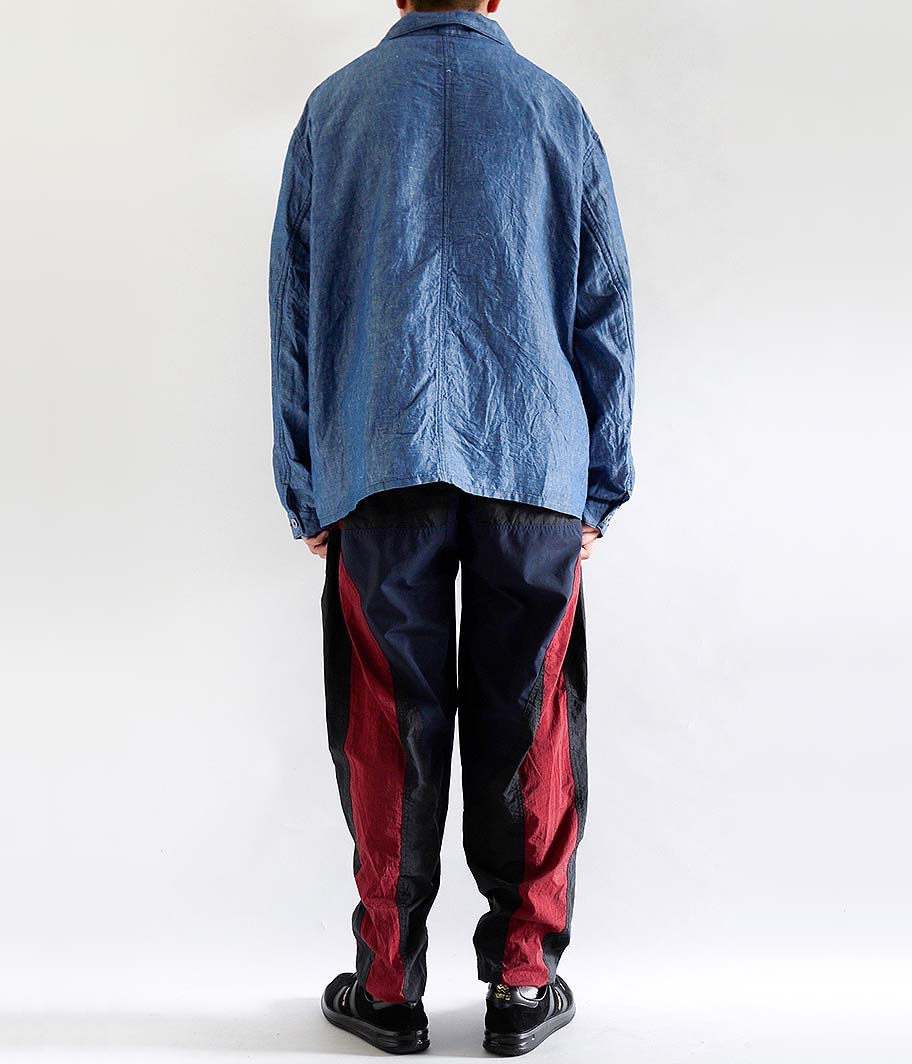 HURRAY HURRAY Composition Sports Nylon Pants