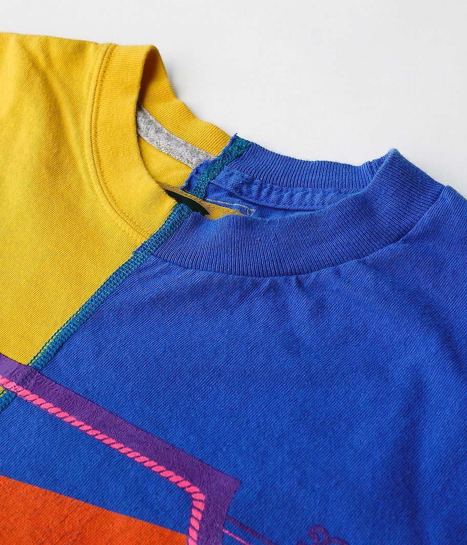 HURRAY HURRAY composition Remake Sports T-Shirt