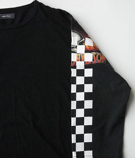 HURRAY HURRAY composition Remake Harley T-Shirt