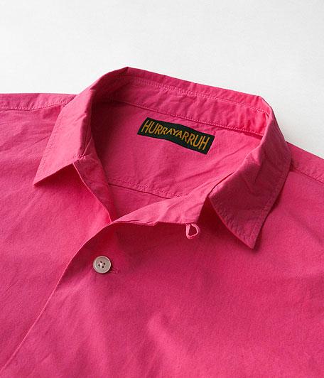 HURRAY HURRAY Open Collar Shirt