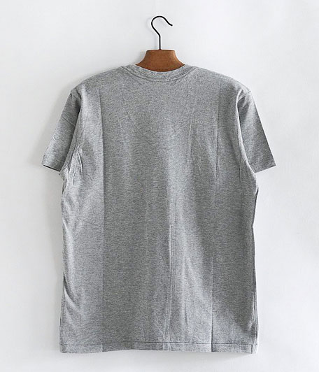 JIGSAW SUPIMA COTTON  S/S U NECK T-SHIRT