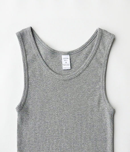 JIGSAW SUPIMA COTTON 2×2 RIB TANK TOP