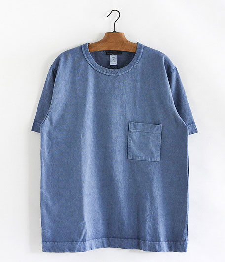 JIGSAW PIGMENT DYE BIG T-SHIRT