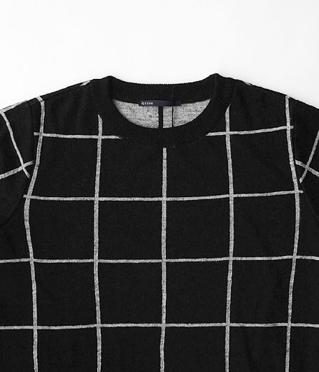 JIGSAW LINEN WINDOWPANE PULL-OVER