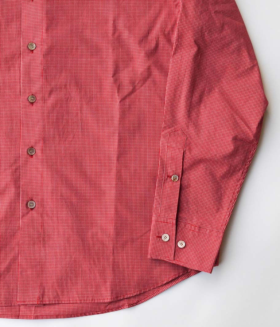 KAIKO LARGER CHECK SHIRT