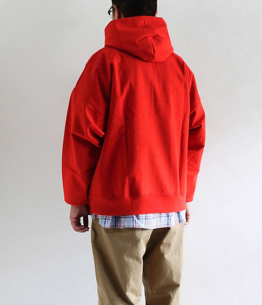 KAPTAIN SUNSHINE Hooded Pullover