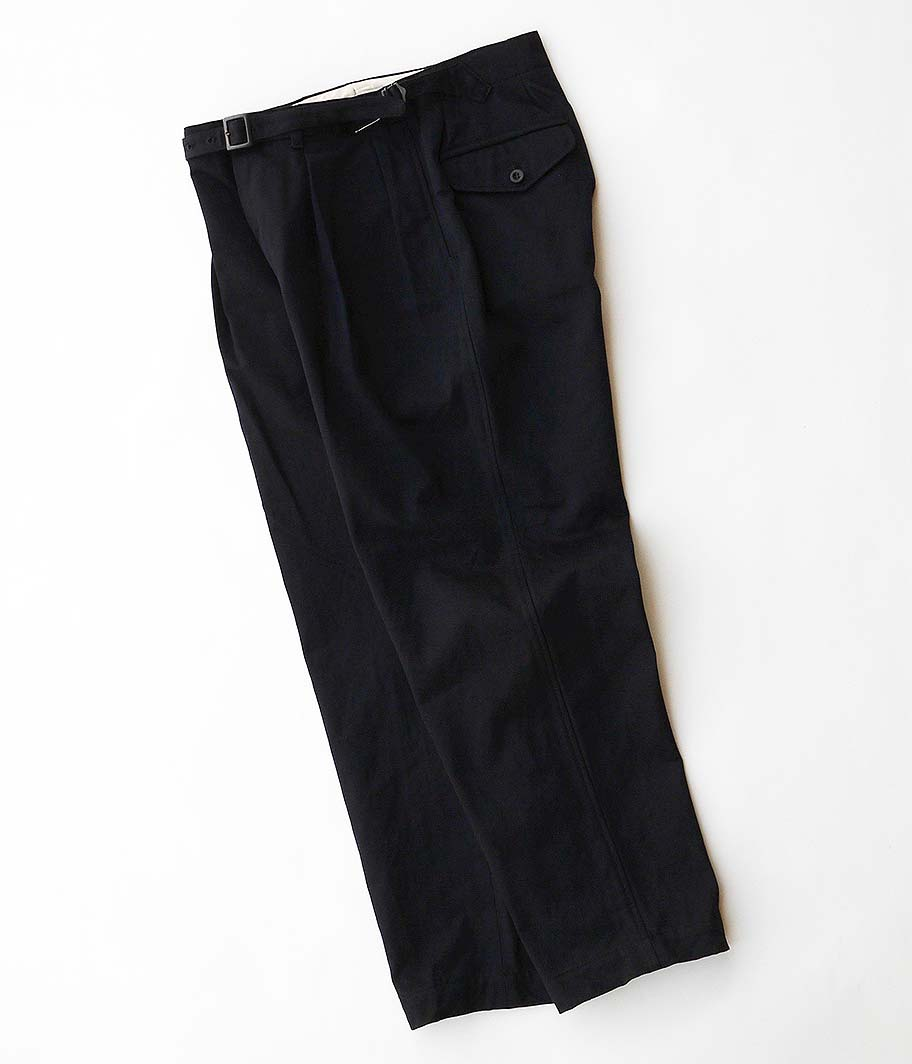 KAPTAIN SUNSHINE Tapered Gurka Trousers