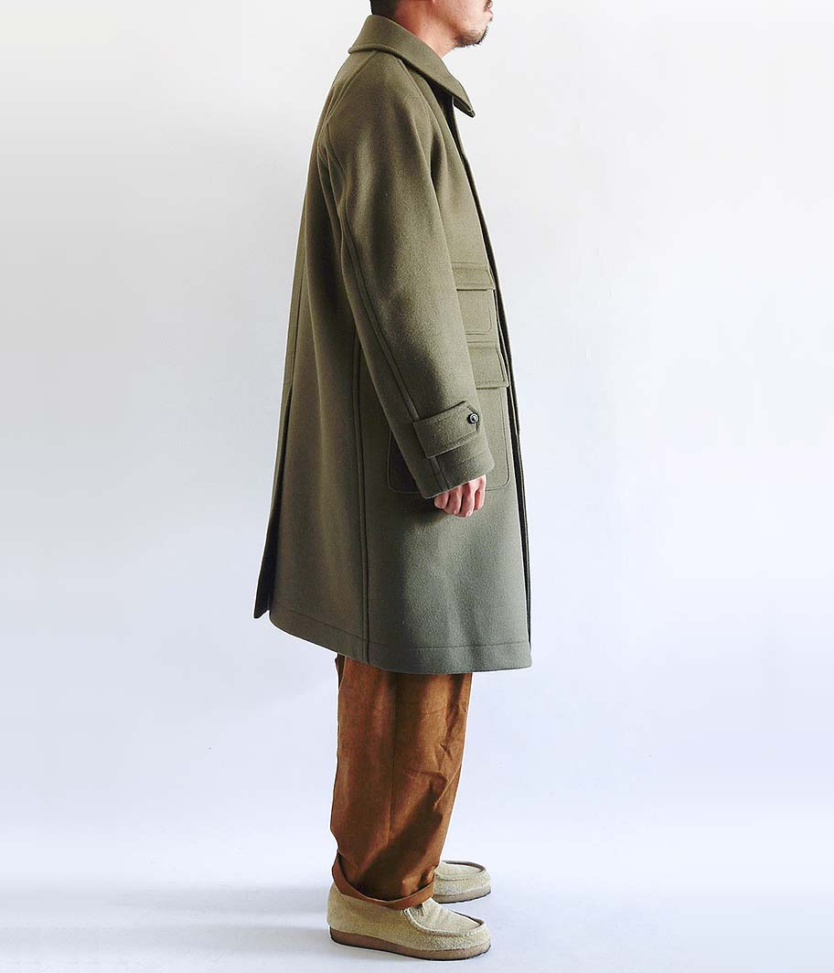 KAPTAIN SUNSHINE Traveller Coat