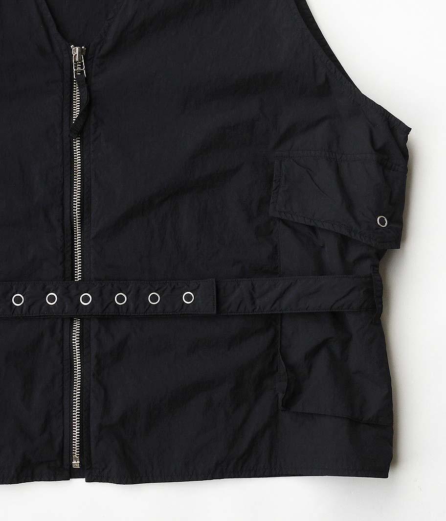 KAPTAIN SUNSHINE Belted Vest