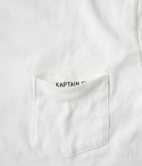 KAPTAIN SUNSHINE Basic Pocket Tee