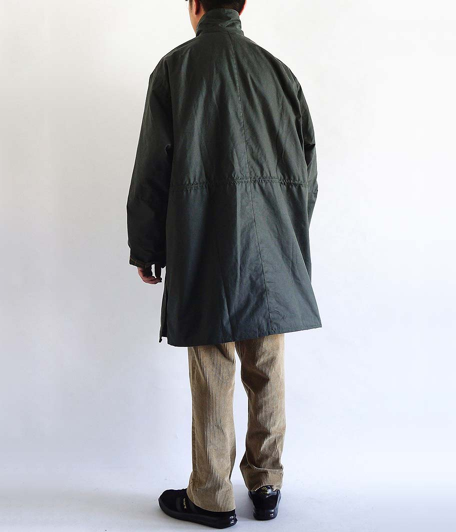 KAPTAIN SUNSHINE Stand Collar Traveller Coat