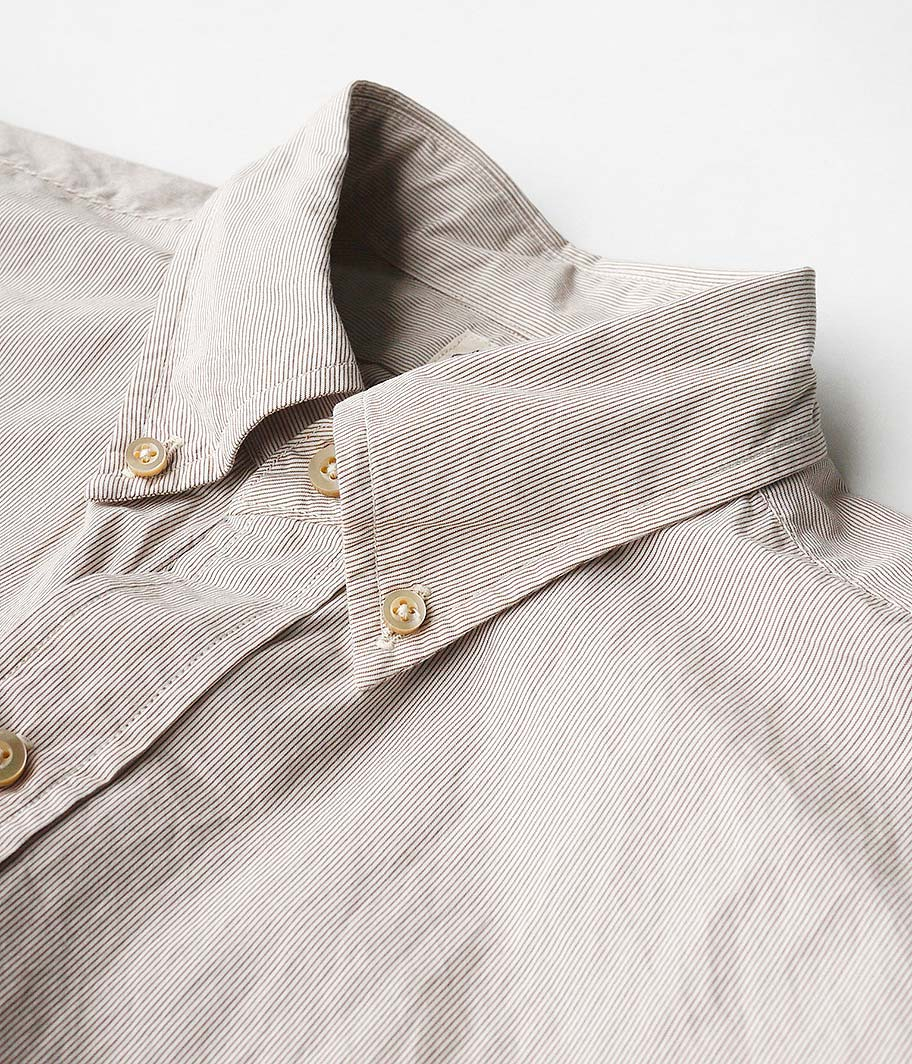 KAPTAIN SUNSHINE Big Button-down Shirt