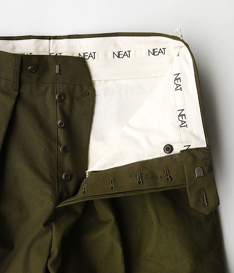 NEAT 1955 Tent Cloth TAPERED
