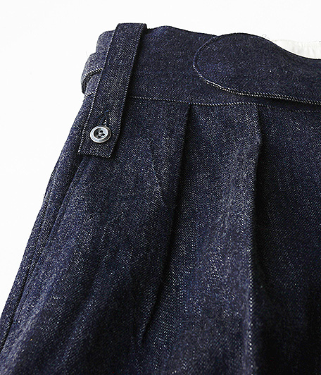 NEAT One Wash Denim Beltless