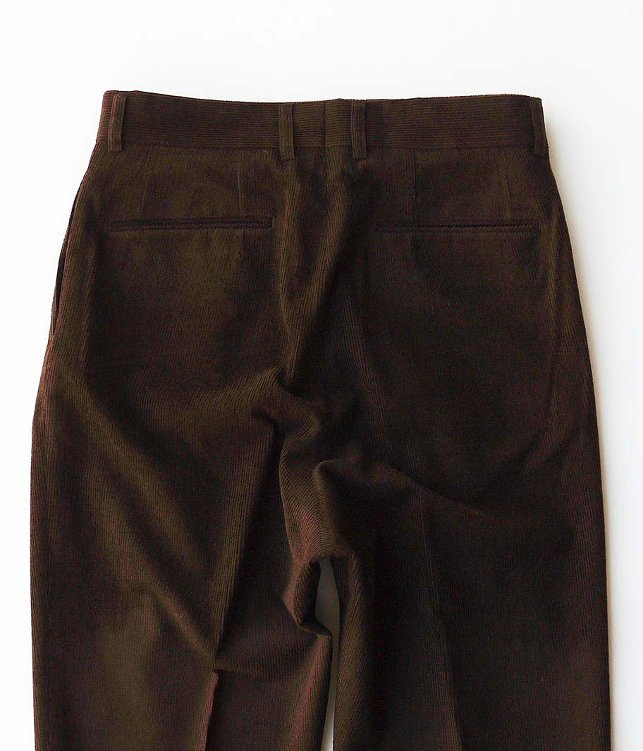 NEAT Wool / Cotton Corduroy TAPERED