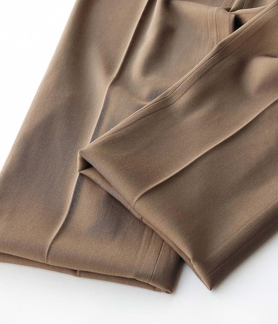 NEAT Wool Hight Density Gabardine Beltless