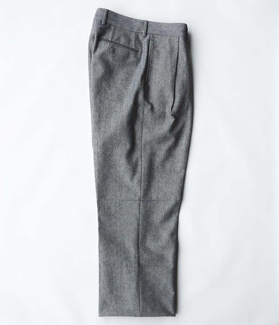 NEAT AWC Wool / Cotton Oxford Wide
