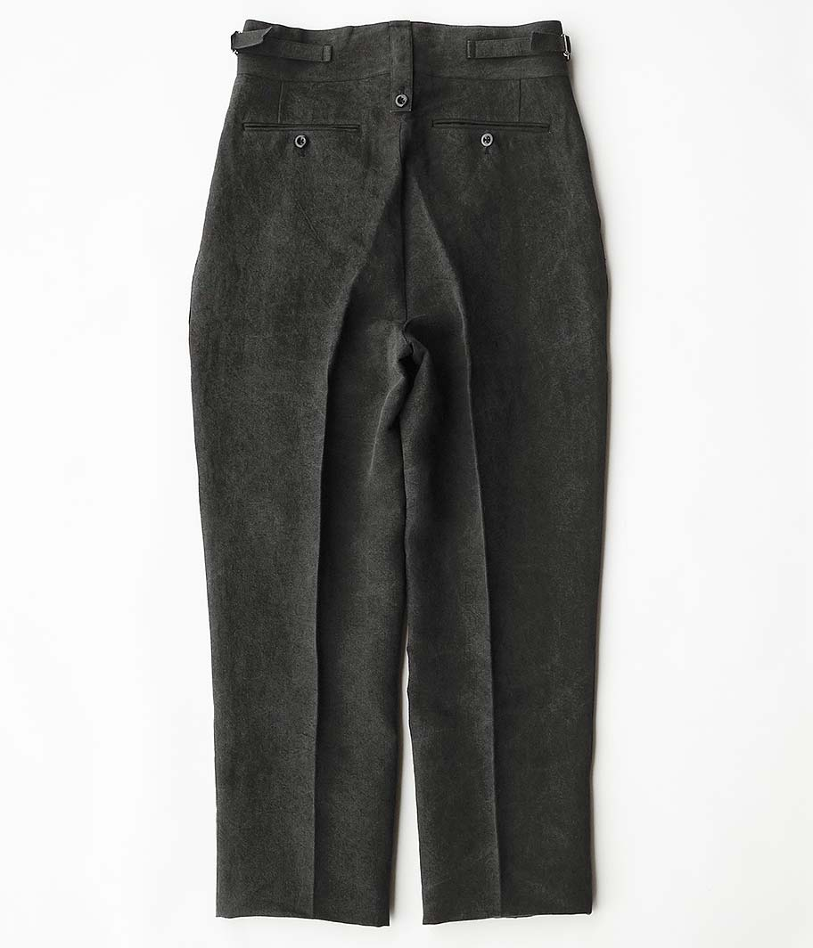 NEAT for RADICAL Exclusive High density linen japanese paper charcoal dye Beltless