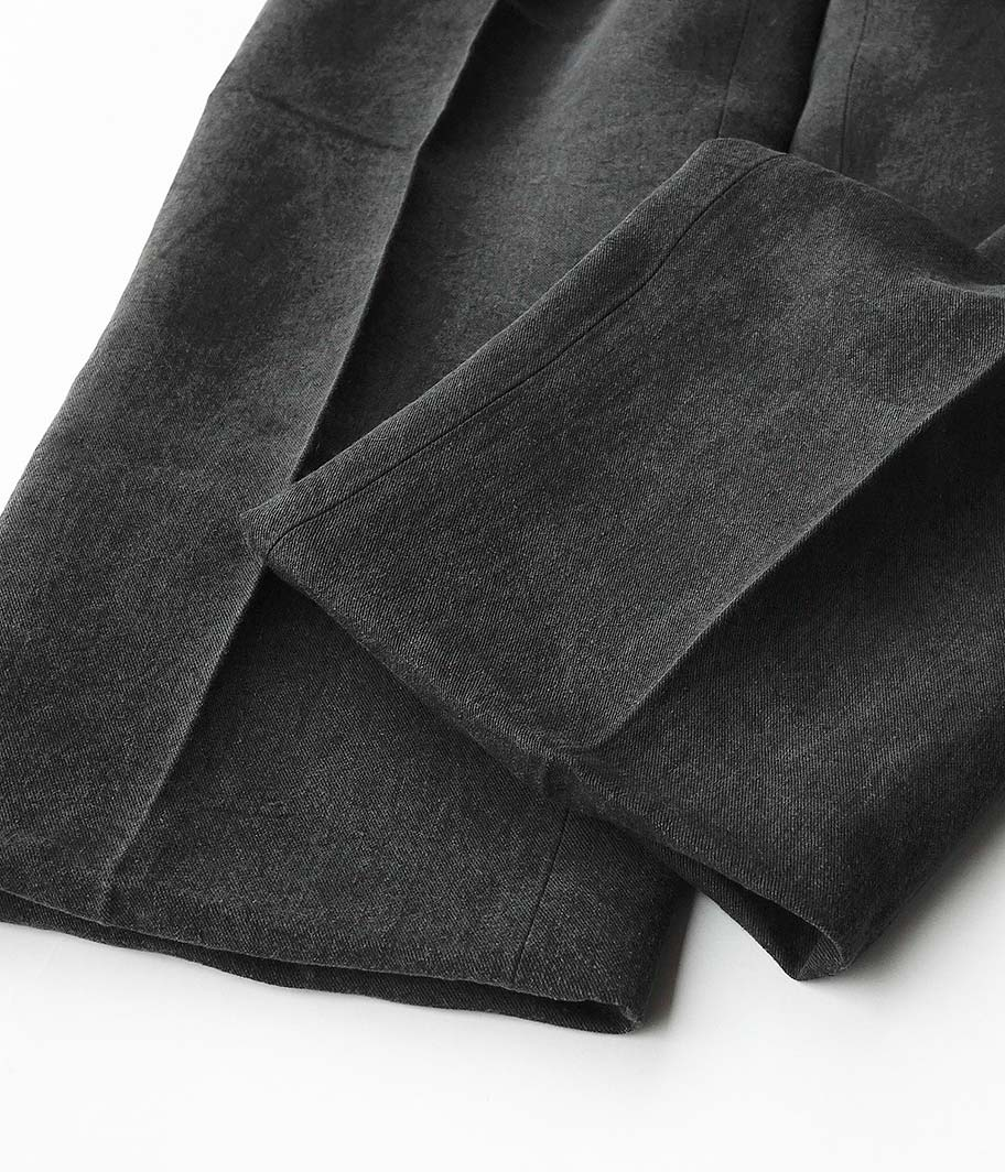 NEAT High density linen japanese paper charcoal dye Wide