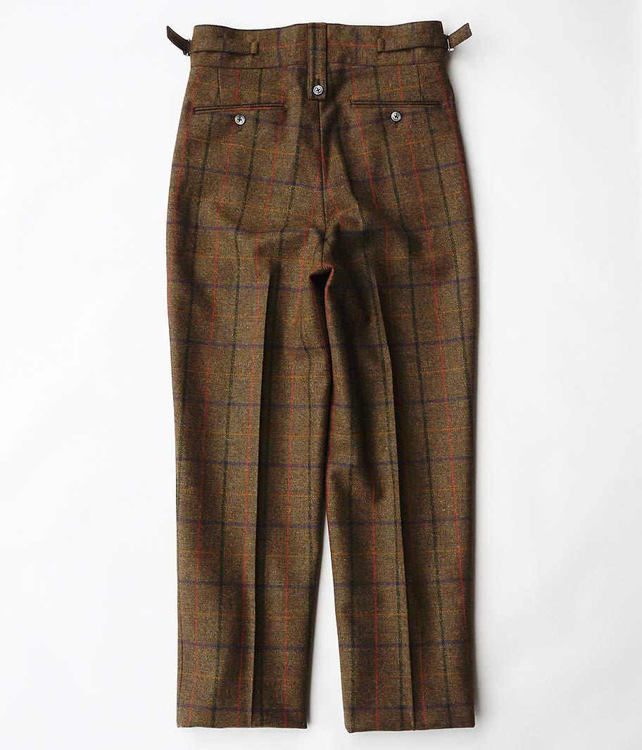 NEAT Lovat Tweed Beltless