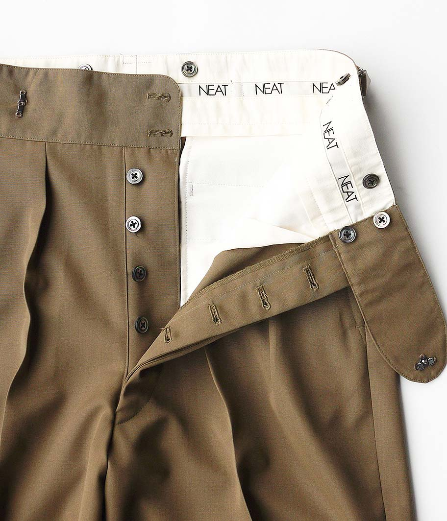 NEAT MAX CANVAS Beltless