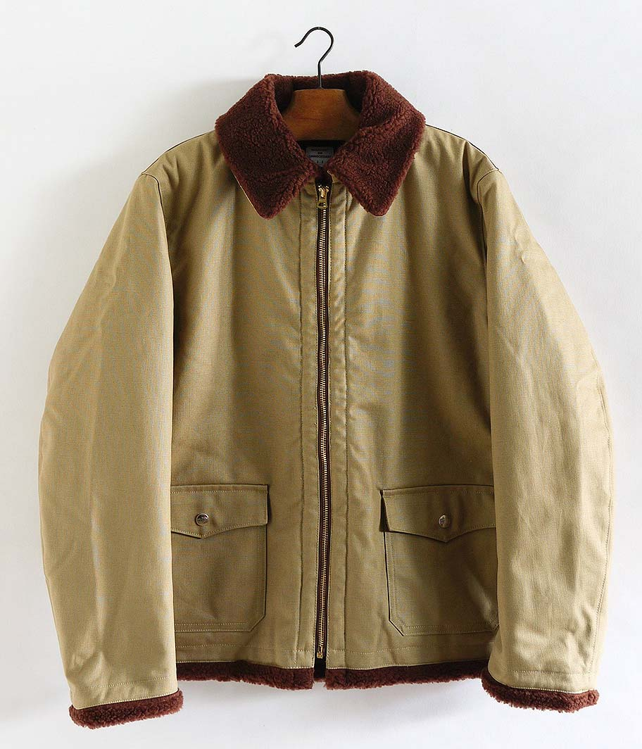 NECESSARY or UNNECESSARY BOMBER COTTON