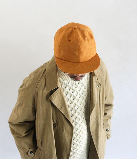NEMES U/F/O SUEDE CAP