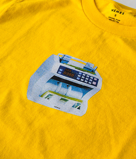 NEMES CASH COUNTER T-SHIRT