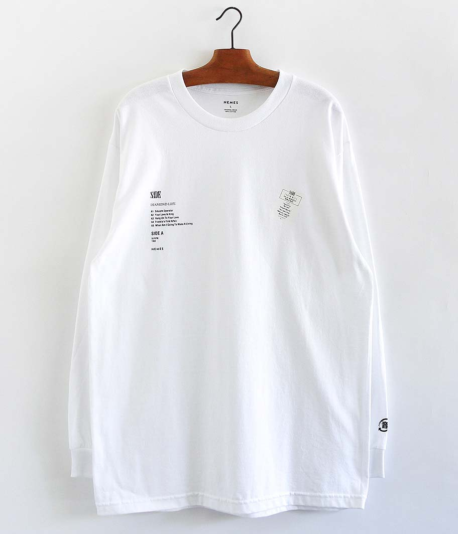 NEMES DIAMOND LIFE LONG T-SHIRT