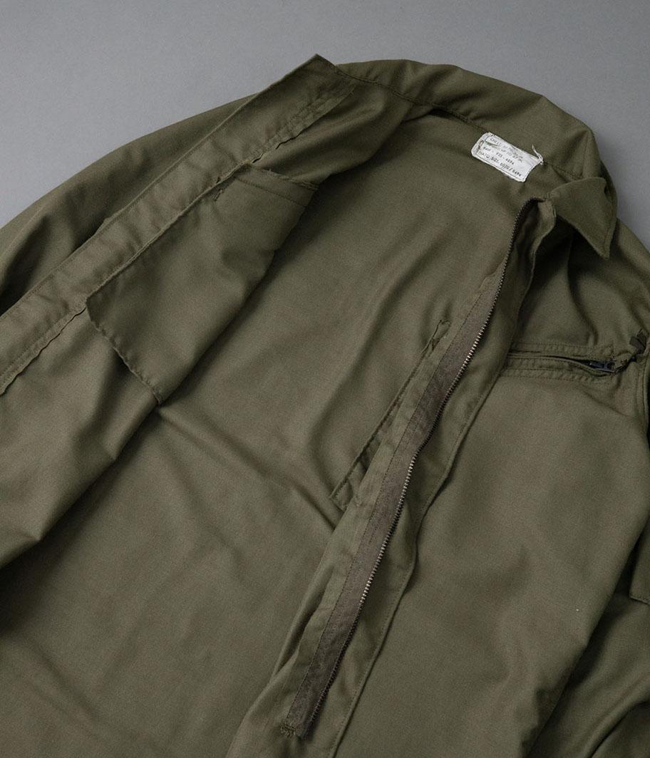 70's U.S.ミリタリーヘリクルーシャツ