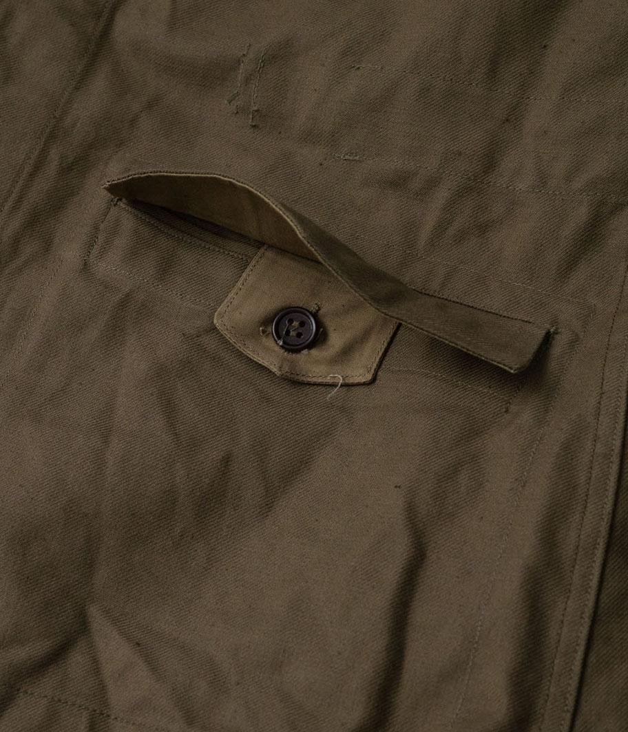 50's フランス軍 M-47フィールドジャケット [Dead Stock]
