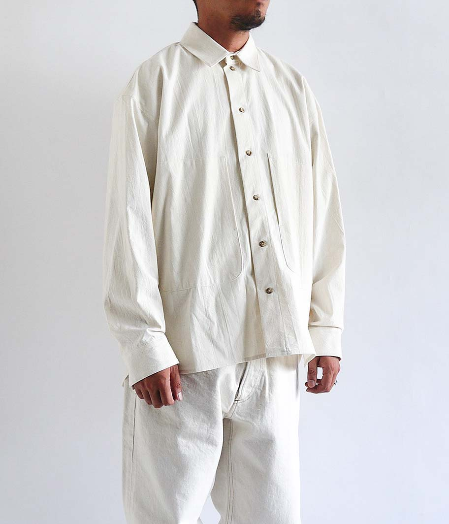 POLYPLOID SHIRT JACKET A