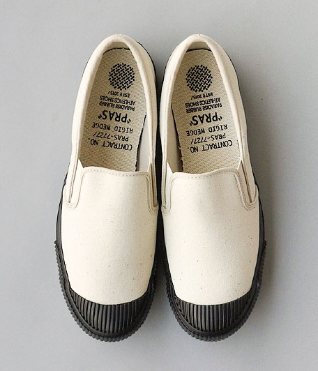 PRAS Shellcap Slip-on
