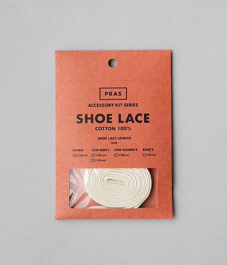 PRAS SHOE LACE