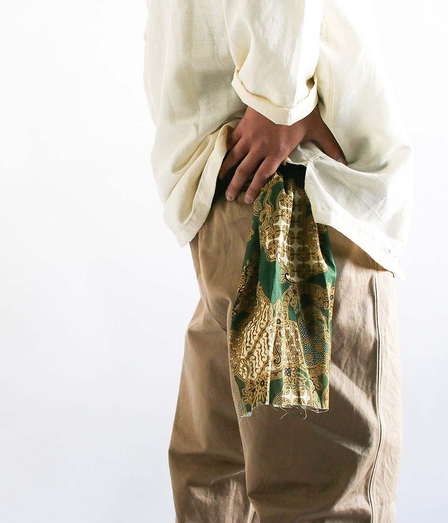 rajabrooke Asian Batik Tenugui
