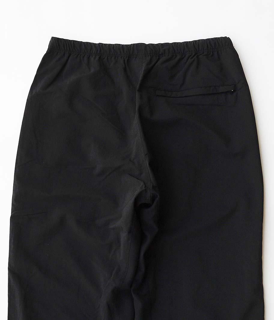 RAJABROOKE Nylon Chambray Pants