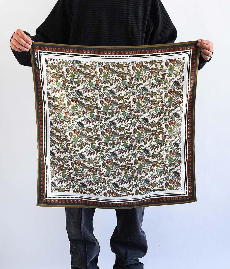 rajabrooke Asian Batik Furoshiki