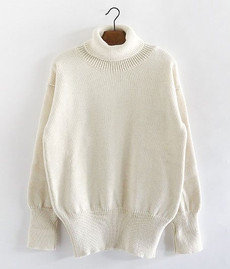 RICHMOND KNITWEAR Submarine Roll Neck Sweater