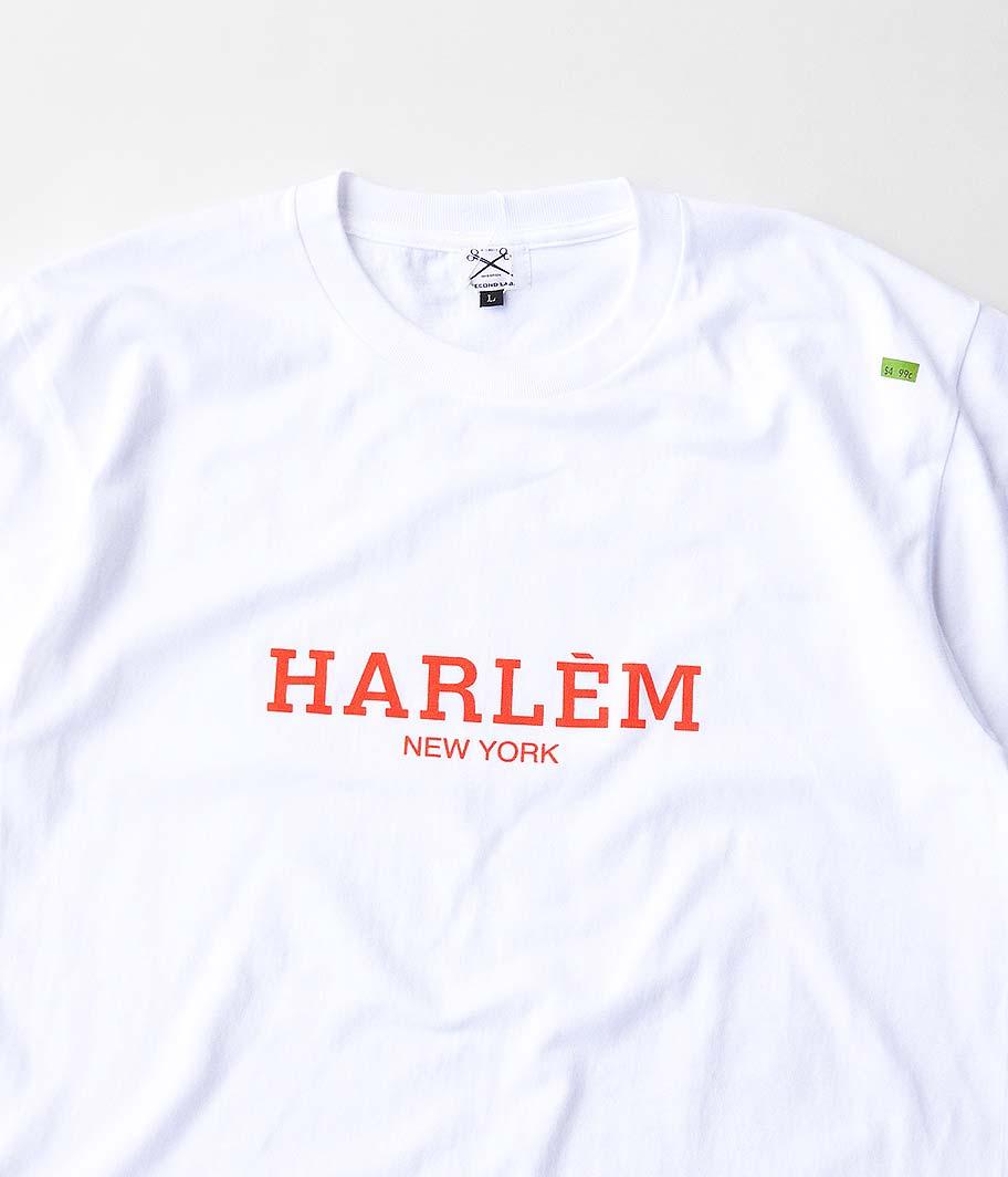 SECOND LAB HARLEM T-Shirt